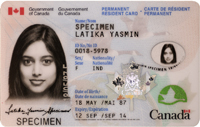 Canada_PRcard