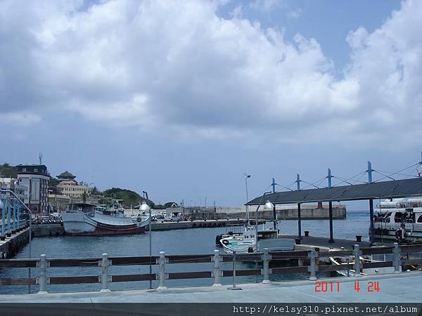 小琉球港口