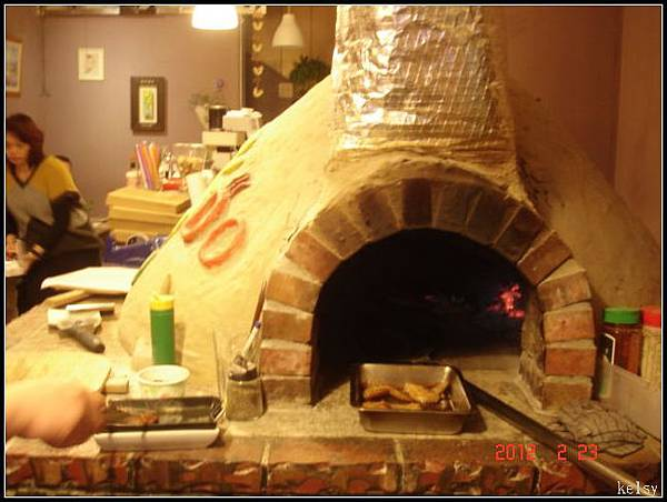 DODO窯烤披薩7