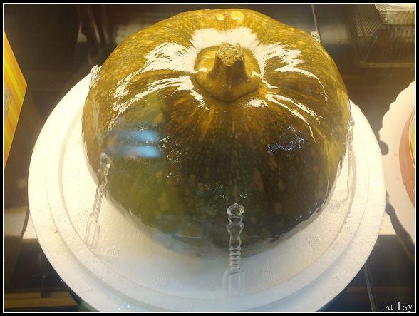 南瓜乳酪蛋糕1