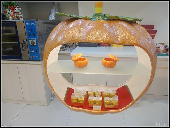 南瓜乳酪蛋糕3