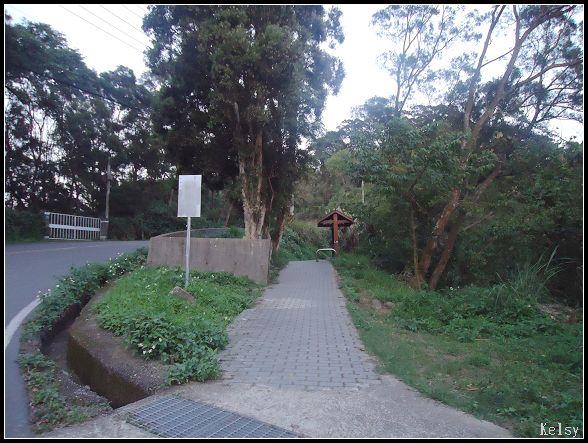 寶湖吊橋1