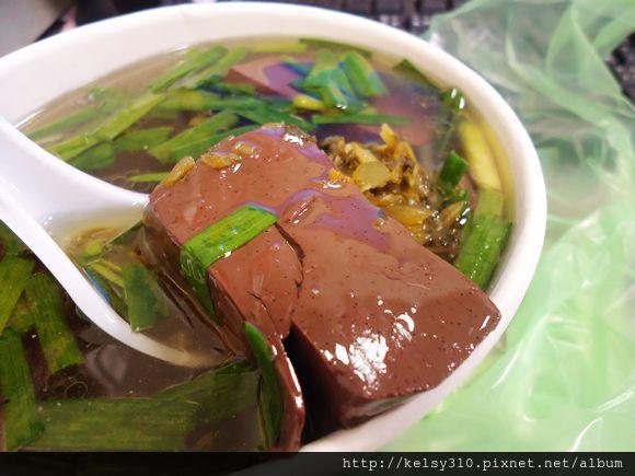 昌吉街豬血湯2
