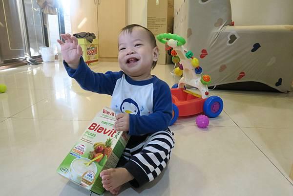 【貝樂維Blevit水果米精】營養健康又低敏的副食品好幫手