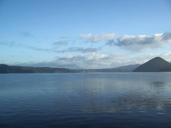 洞爺湖之美