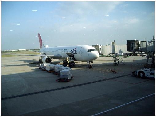 06_日航JL640  B767-300班機.JPG