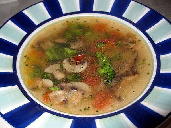 06_素食蔬菜湯