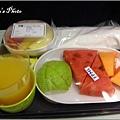 011_國泰航空水果餐(台灣至福岡)