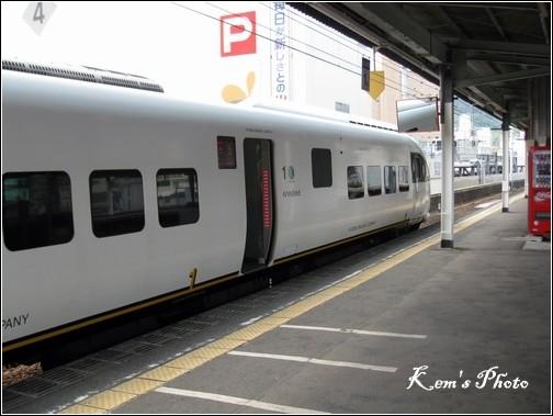 022_JR九州音速號 博多至別府