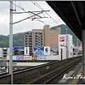 040_別府車站內就可以看到飯店.JPG