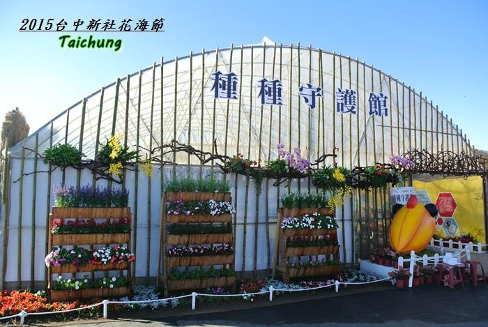 台中新社花海17
