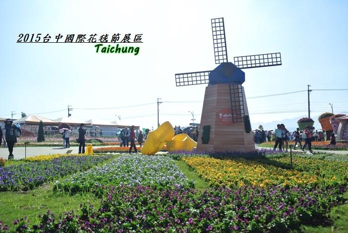 台中新社花海66