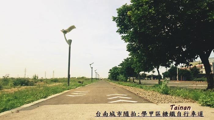 學甲糖鐵自行車道7