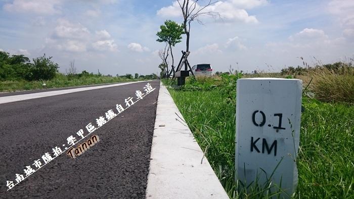 學甲糖鐵自行車道13