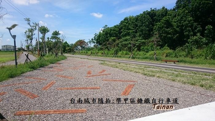 學甲糖鐵自行車道15