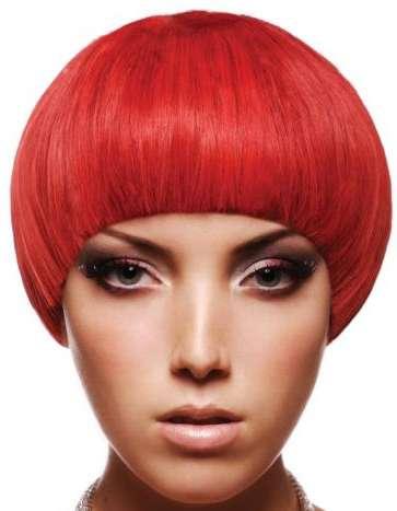 damskie fryzury krotkie wlosy czerwone fryzury galeria fryzur 5a