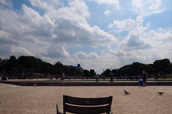 Jardin du Luxembour河畔