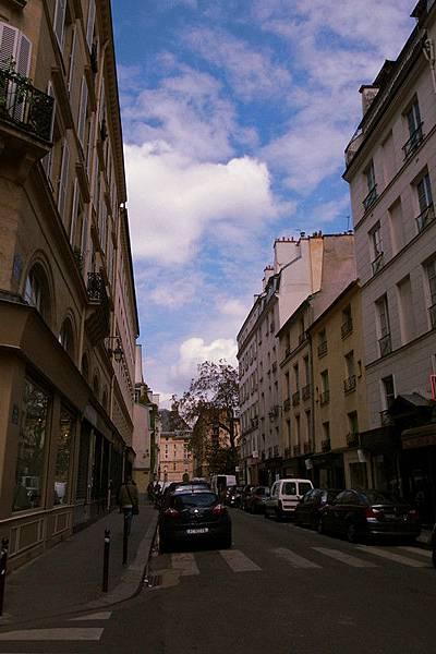 Paris road