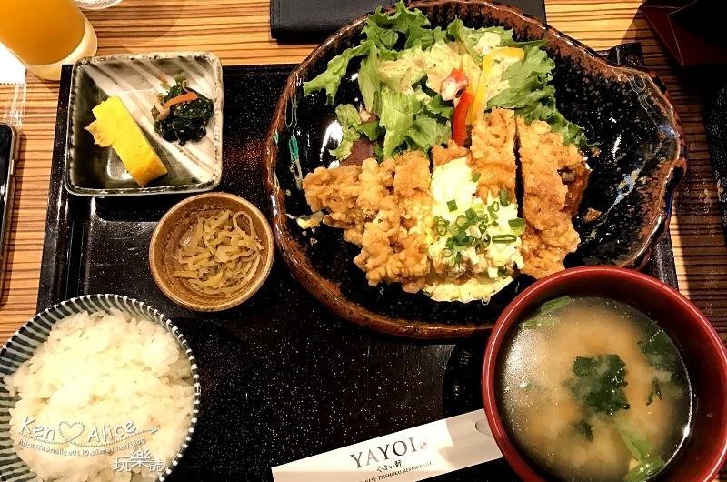 105.12台北車站美食_YAYOI日式套餐30.jpg