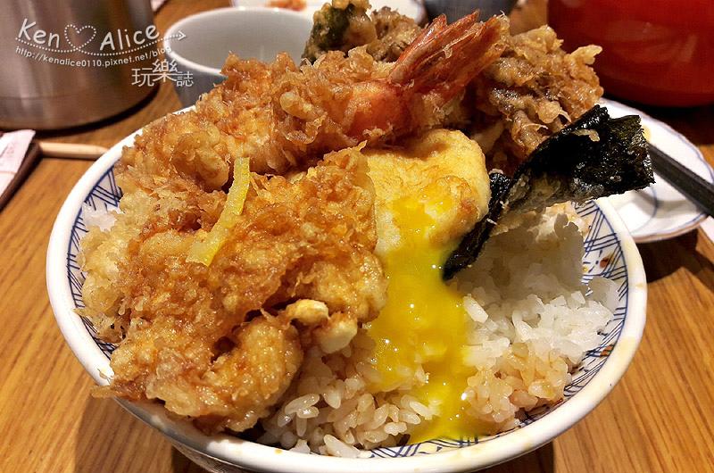 105.12台北車站美食_金子半之助天丼14.JPG