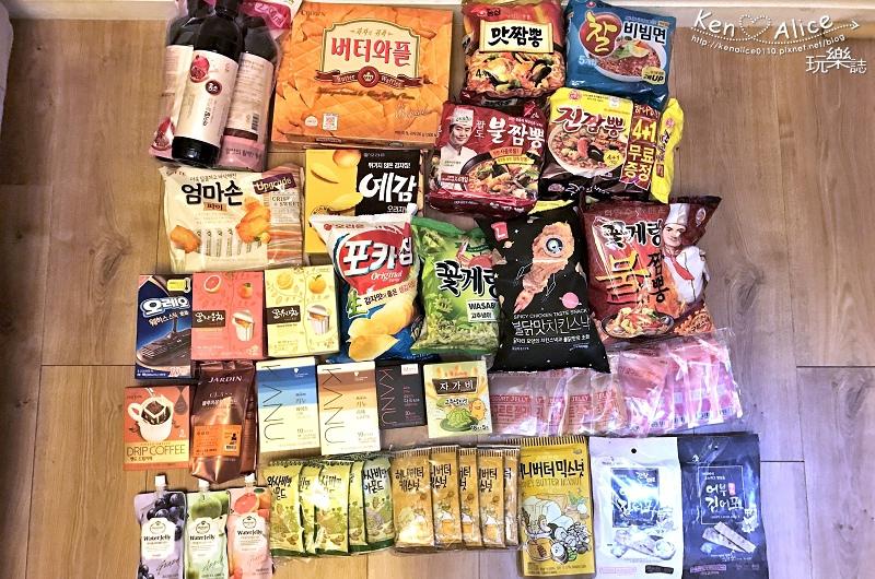106.06韓國首爾戰利品_必買美妝保養品、零食、流行服飾01.jpg