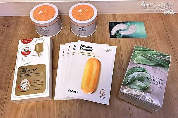 106.06韓國首爾戰利品_必買美妝保養品、零食、流行服飾05.jpg