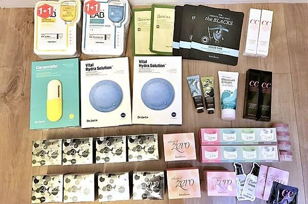 106.06韓國首爾戰利品_必買美妝保養品、零食、流行服飾04.jpg