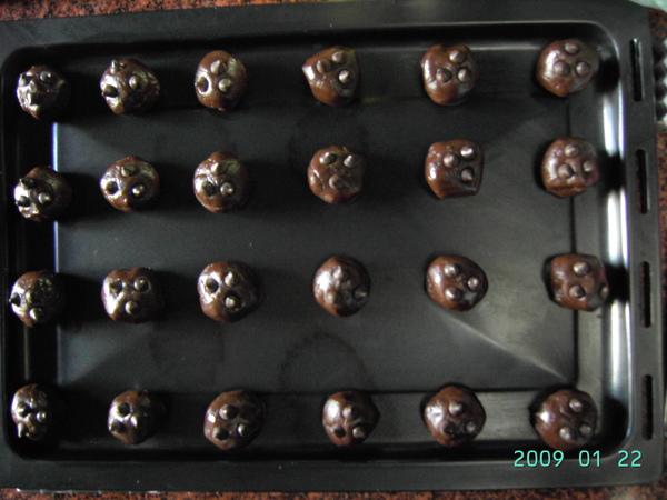 美式巧克力餅乾
