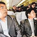 怕坐飛機的陳連宏