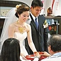 20120304統一獅潘威倫結婚了