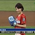 20130323中華職棒24年開球明星郭雪芙
