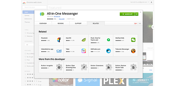 This magic chat app puts Facebook Messenger, WhatsApp and