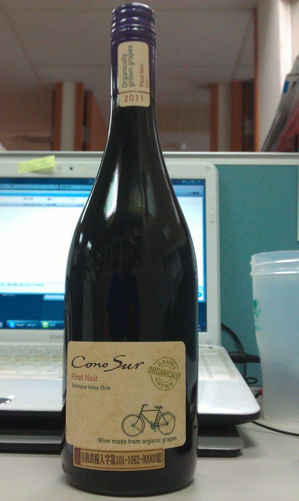 紅酒-Cono Sur Pinot Noir 2011-14%
