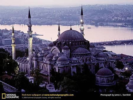 Suleymaniye mosque_Istanbul