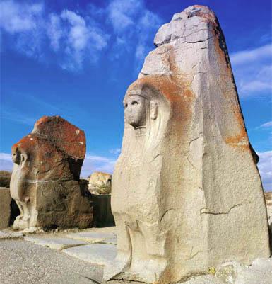 Hattusha- the Hittite Capital