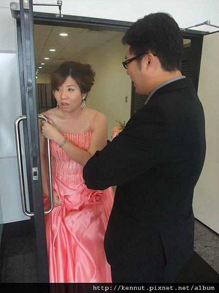 新娘與總招待