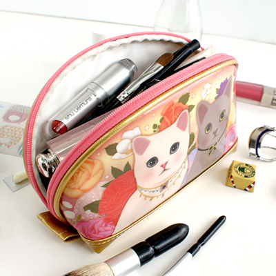 jetoy 甜蜜貓 包包 皮包 零錢包 化妝包 新年禮物 生日禮物 聖誕禮物 禮物包裝