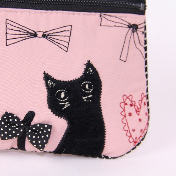 noafamily,貓咪,包包,化妝包,粉絲谷,情人禮物,生日禮物