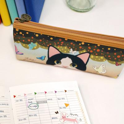 Jetoy, 甜蜜貓, 貓咪, 包包, 化妝包, 粉絲谷, 情人節禮物, 生日禮物