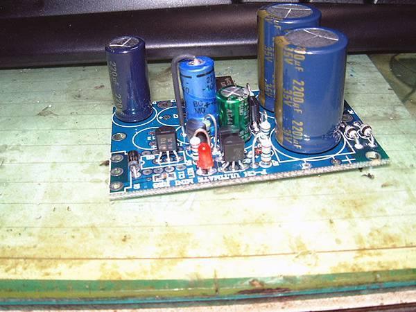 ucc mini regulator for usb dac pcm1716