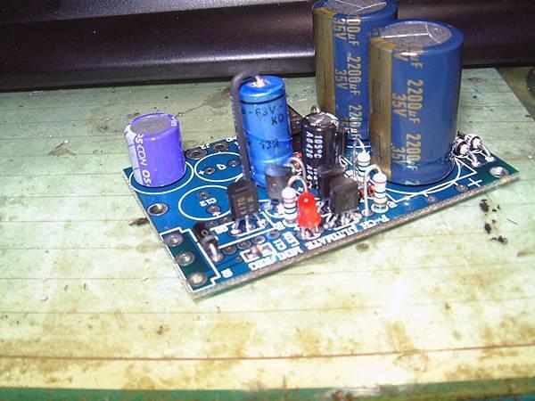 ucc mini regulator for usb dac pcm2706