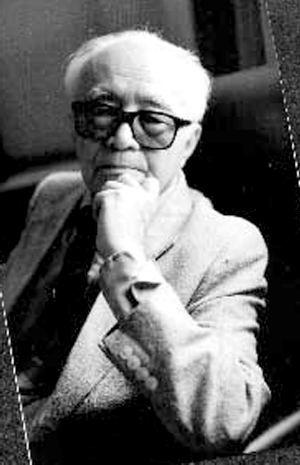 中國史學權威-黃仁宇教授