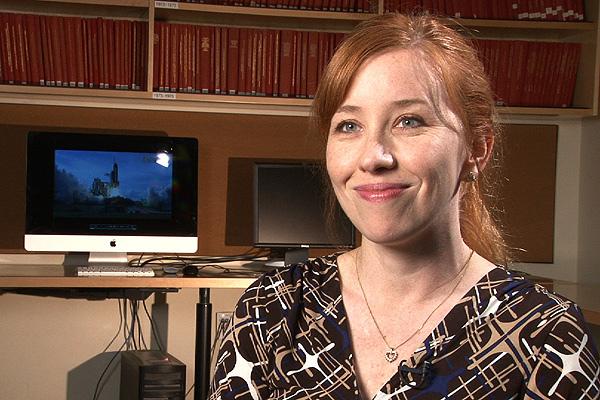 美女天文學家Sigrid Close