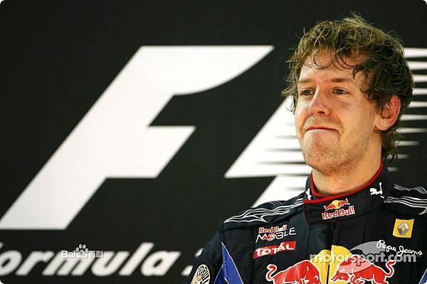 2013 F1 阿布達比站冠軍-Sebastian Vettel