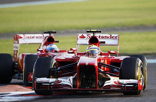 2013 F1 阿布達比站-3