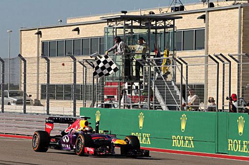 2013 F1 美國站-5