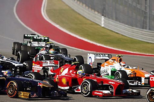 2013 F1 美國站-2