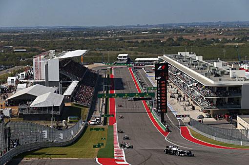 2013 F1 美國站-1