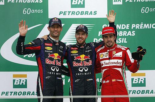 2013 F1巴西站-4