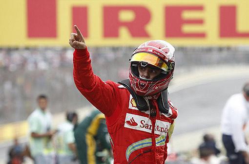 2013 F1巴西站-2